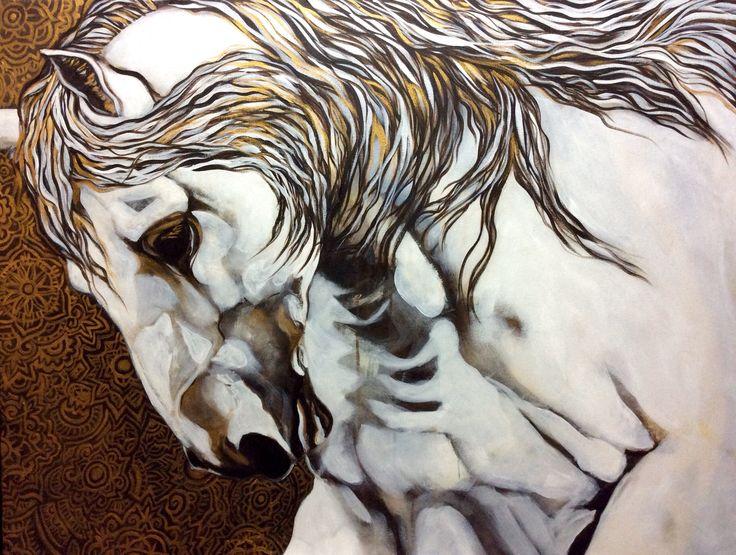 Greystoke of Outeniqua Moon Percheron Stud.
