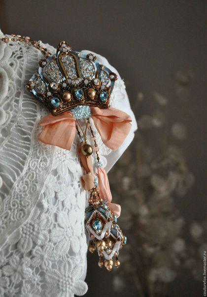 Купить или заказать Комплект 'Мария-Антуанетта' в интернет-магазине на Ярмарке…