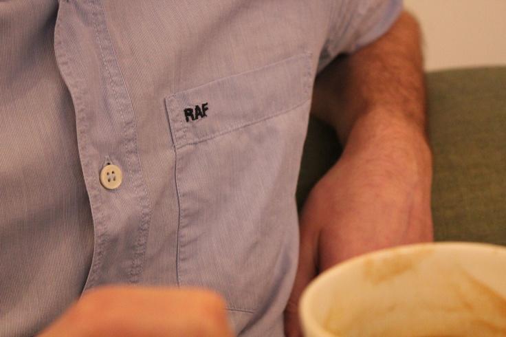 Rote armee fraktion or Raf Simon? Shirt and Coffee