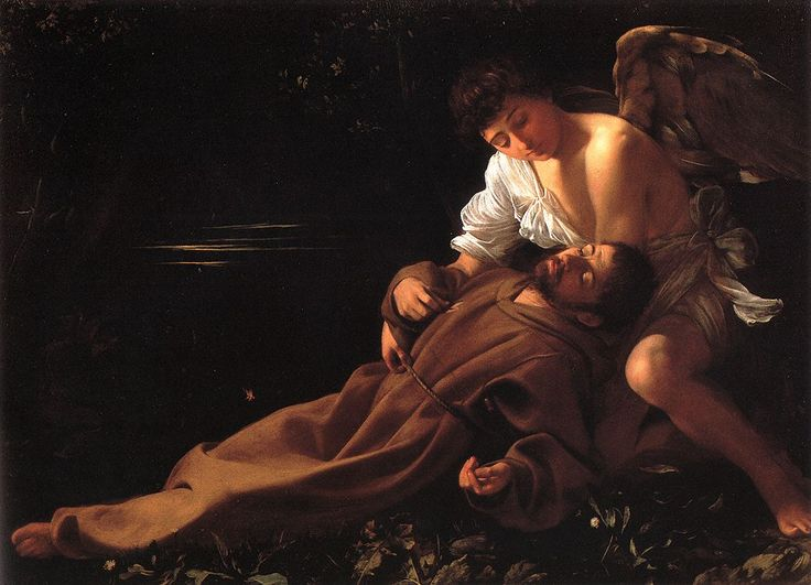 Saint Francis of Assisi | michelangelo_caravaggio_44_saint_francis_of_assisi_in_ecstasy.jpg
