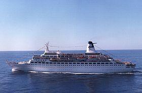 Image illustrative de l'article Pacific (navire de croisière)