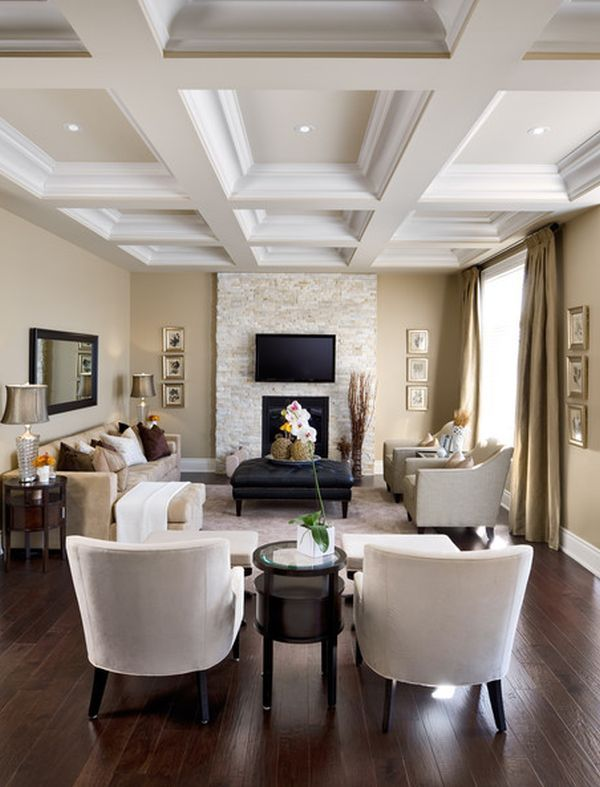 125 Living Room Design Ideas Focusing On Styles And Interior Decor Details