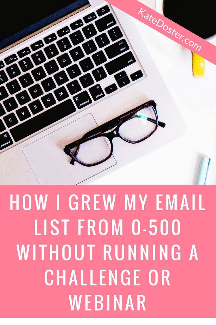 Getting Email Subscribers is vital to growing an online business and blog but that does mean you need to spend every waking moment growing your newsletter list. Each one of these list building tips can be done in under one hour- Click now or repin for later