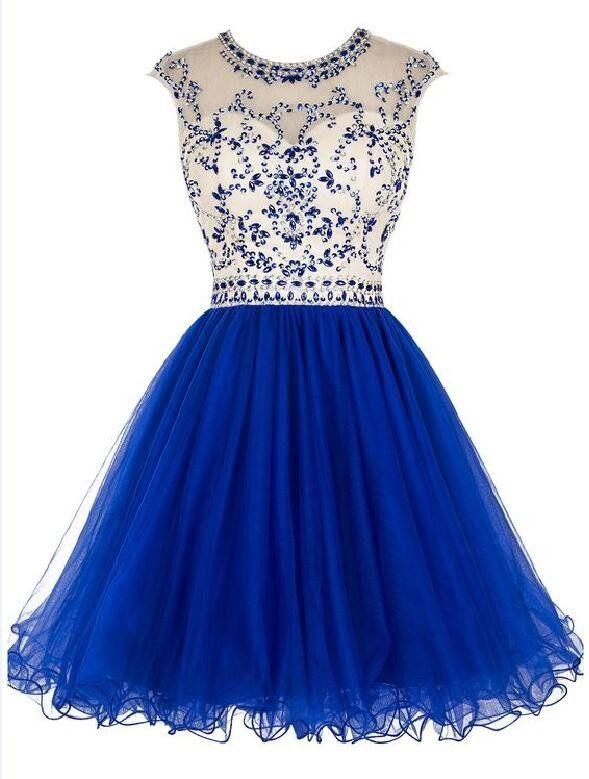 Best 25  Blue homecoming dresses ideas on Pinterest | Semi dresses ...