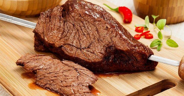Aprenda como fazer uma receita de maminha assada na churrasqueira que fica incrível e macia. Na hora de servir, essa delícia acompanha um molho de ervas-finas que complementa o sabor. O tempo de preparo desse prato é de apenas 25 minutos. Veja também Como temperar carne para churrasco p
