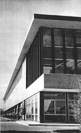 Officina Meccanica Olivetti, Eduardo Vittoria, 1956