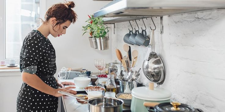 8 Healthy Cooking Hacks (Use more nutritional yeast, herbs and cinnamon; water, not oil, for a sticking pan; cooked and puréed beans as a cream substitute)