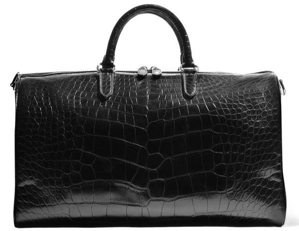 Man Bag Tuesday: Ralph Lauren's $24,000 alligator weekender