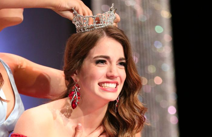 "Miss North Dakota Says Pro-Life is Not Anti-Woman: ""We Support Unborn Women Who Can't Speak for Themselves"""