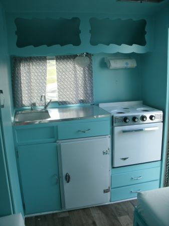 Interior Paint/Decorating ideas and stuff | Vintage Trailer Talk