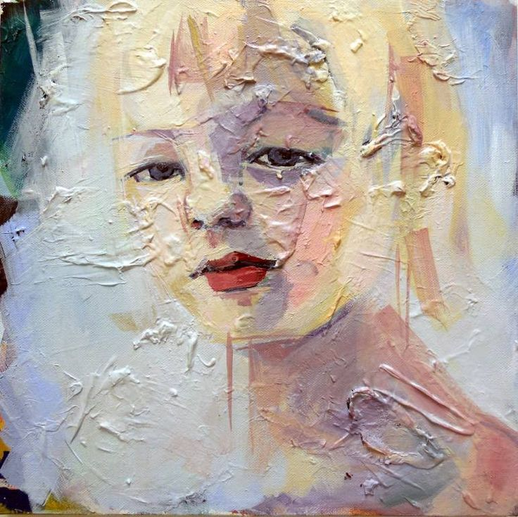"Saatchi Art Artist HYUNJU KIM; Painting, ""scar #02"" #art"