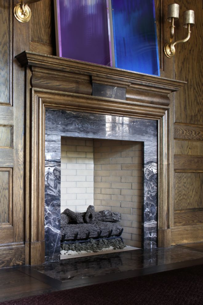 Fire places and Interiors