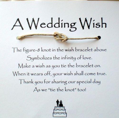 Cute Inexpensive Wedding Favor