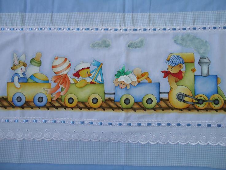 bebés safari, para pintar em tecido - Buscar con Google