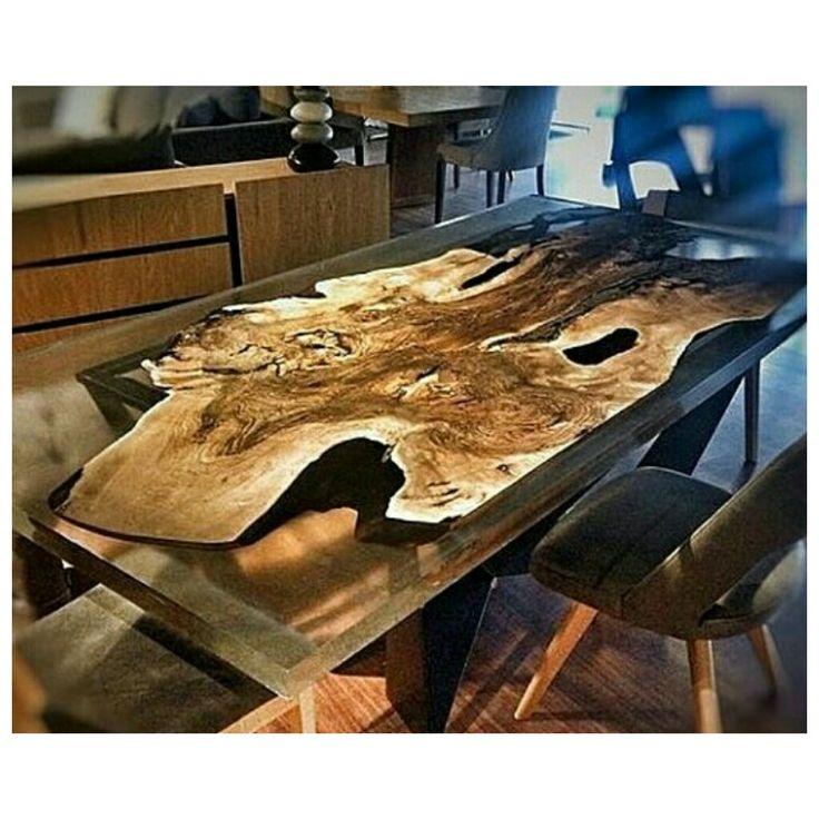 1209 besten epoxidharz tische m bel epoxy resin table furniture bilder auf pinterest. Black Bedroom Furniture Sets. Home Design Ideas