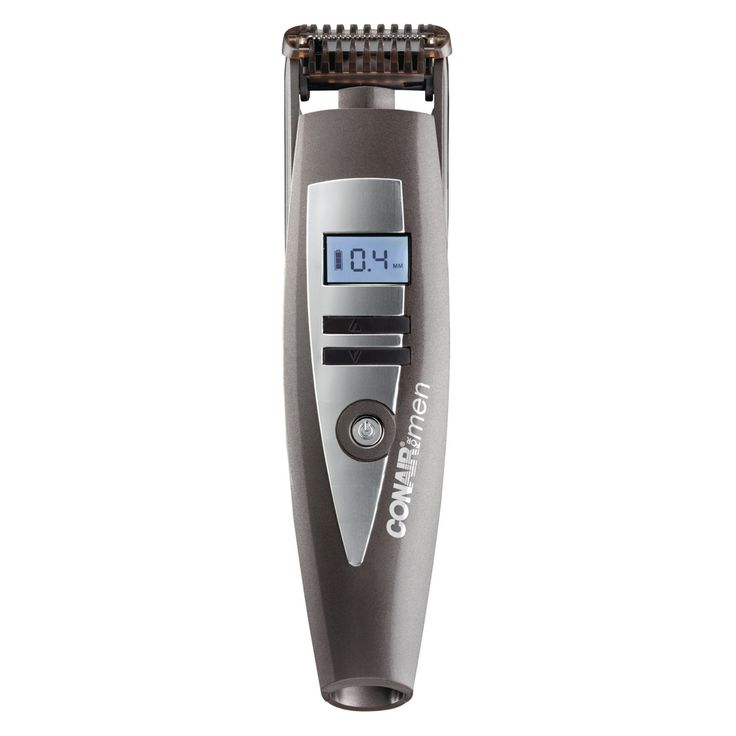 Conair GMT900R I-stubble Beard and Mustache Trimmer - CNRGMT900R