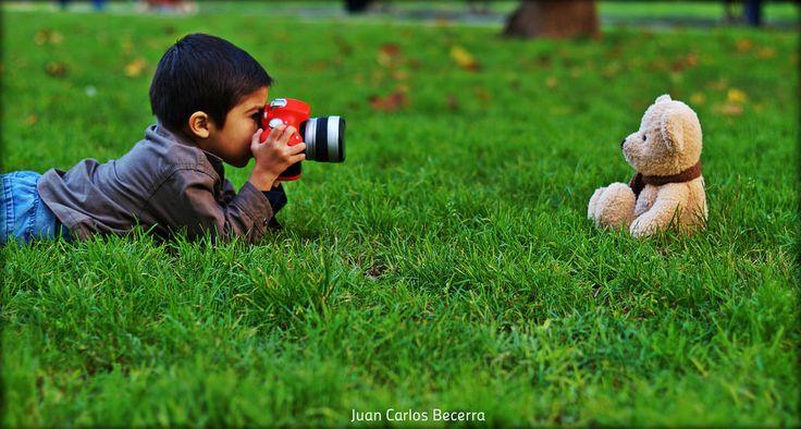 Official Photographer Teddy Bear | por JuanCarlosBecerra