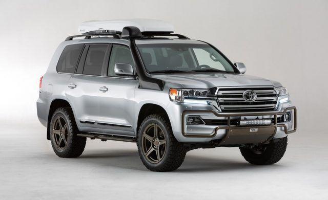 2018 Toyota Land Cruiser Prado - front