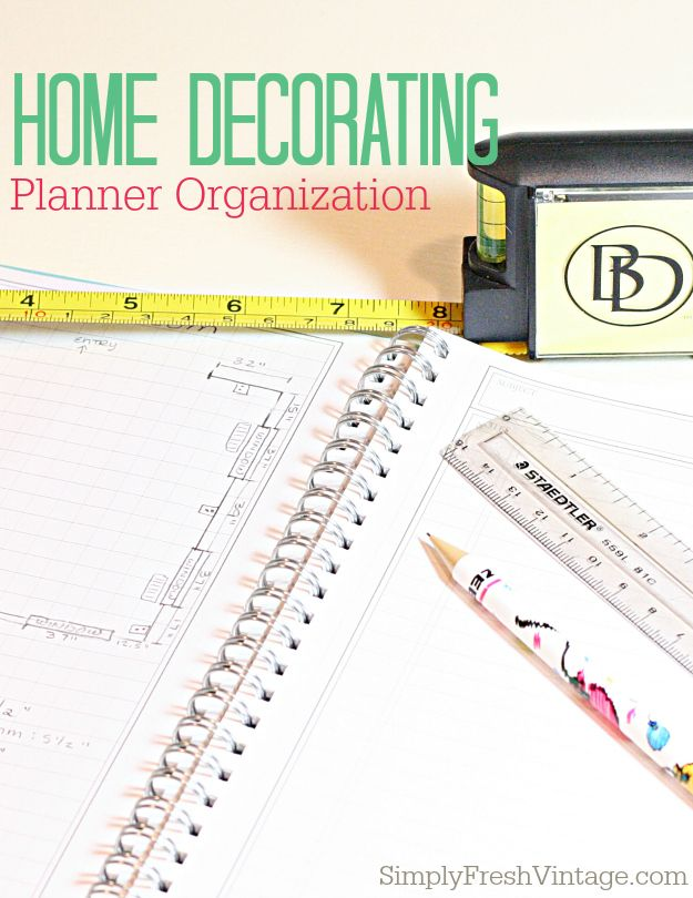 home decorating planner - Home Decor Planner