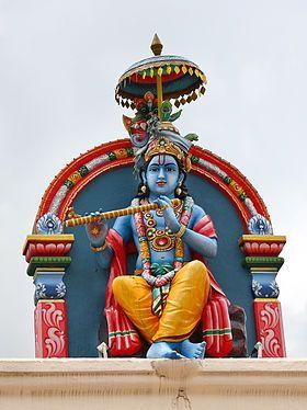 Krishna 8ème avatar