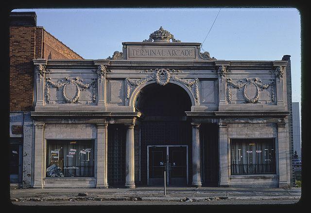 Terminal Arcade, Wabash Avenue, Terre Haute, Indiana