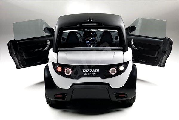 Tazzari Zero EM1e - Elektromobil