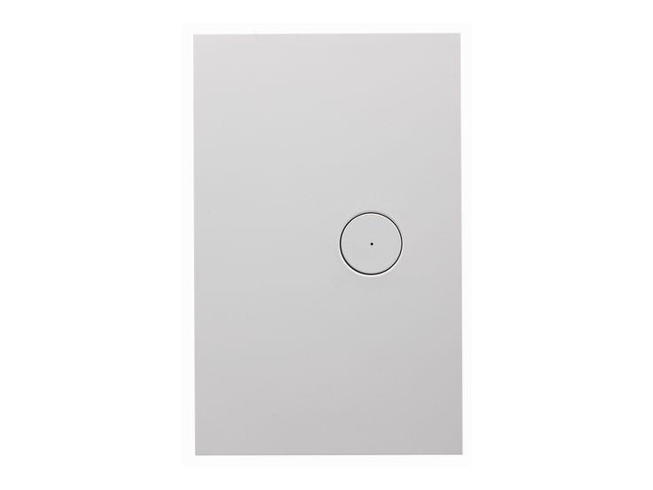 Saturn Zen, Matte White single switch