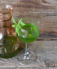 Ricetta liquore alla menta