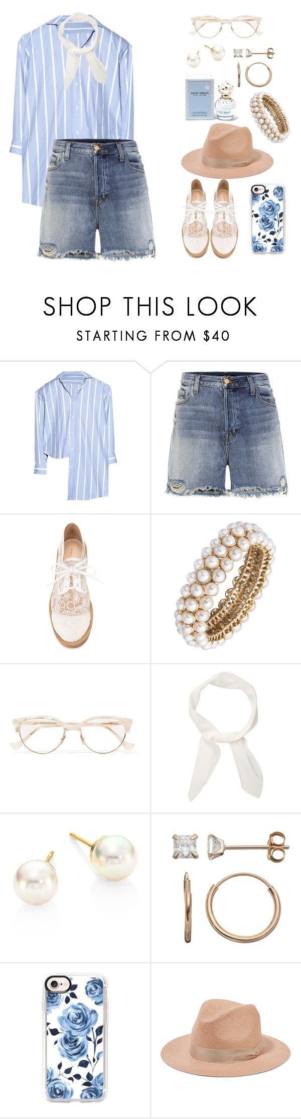 """""""Untitled #188"""" by nc-young ❤ liked on Polyvore featuring Vetements, J Brand, Nicholas Kirkwood, Anne Klein, Cutler and Gross, Chloé, Majorica, Taylor Grace, Casetify and rag & bone"""