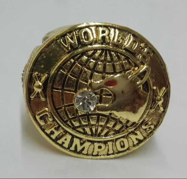 MLB 1907 Chicago CUBS Baseball World Series Championship Ring Size 11 #Ubranded #ChicagoCubs