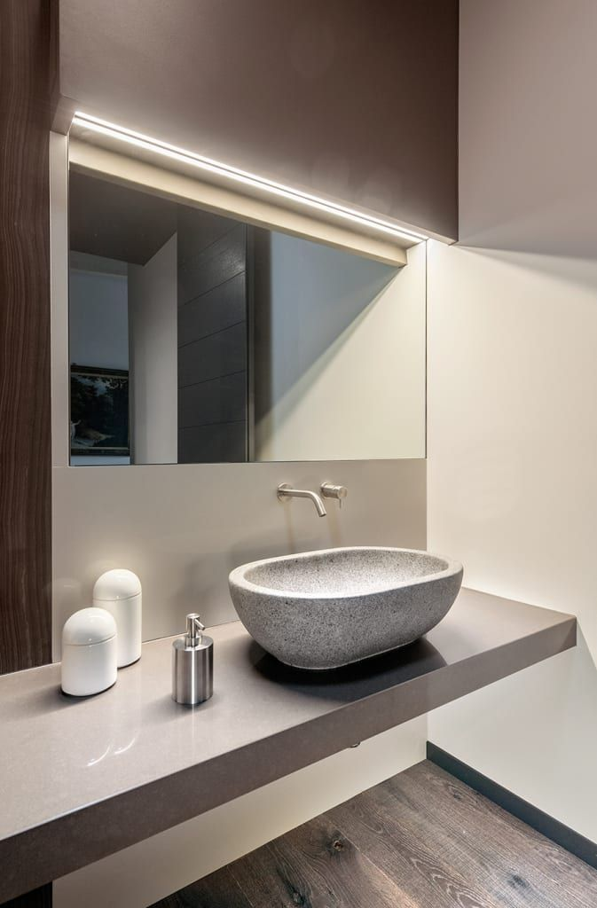 Oltre 20 migliori idee su design per bagno moderno su - Idea bagno oggi ...