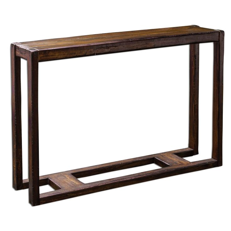 Best 25 Wooden Console Table Ideas On Pinterest Diy