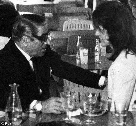 Only one man in the world was rich enough to suit Jackie Kennedy after affair with Bobby