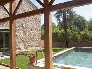 House in Saint Papoul , in the Aude Cathar country : « La Grange » to sleep 10 p Vacation Rental in Saint-Papoul from @HomeAway! #vacation #rental #travel #homeaway