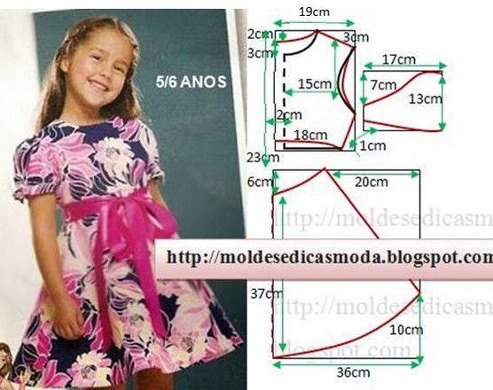 Cele mai simple tipare de croitorie pentru tunici și rochii de vară - Perfect Ask