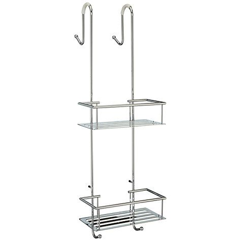 Buy John Lewis Contemporary Shower Caddy Online at johnlewis.com