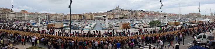 Transhumance @Marseille-Provence 2013  Bar Restaurant La Caravelle Marseille Vieux Port  www.lacaravelle-marseille.com