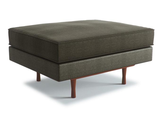 Modern Furniture Ottoman 34 best ottomans images on pinterest | ottomans, leather ottoman
