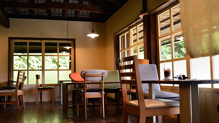 変わらないが愛おしい沖縄の深い森の奥にある古民家カフェ ハコニワ
