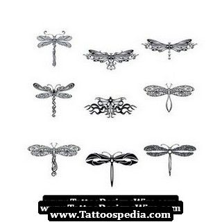 Image detail for -dragonfly48 Dragonfly Tattoo Design 48