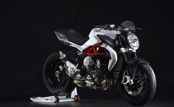 Mv Agusta Brutale 800 Model Power Mileage Safety Colors