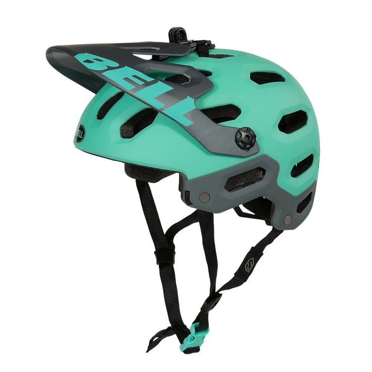 Bell Super 2 Mountain Bike Helmet (For Men and Women) - Save 48%