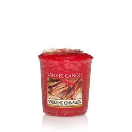 Votive Yankee Candle Sparkling Cinnamon
