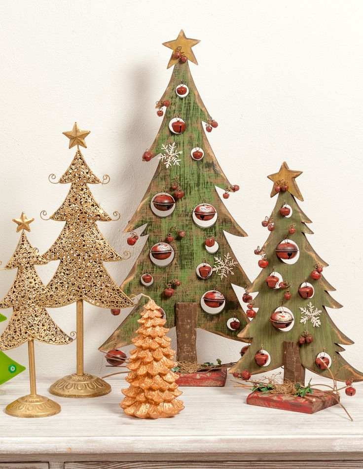 Christmas Tree decorations for all heights, tastes, souls!