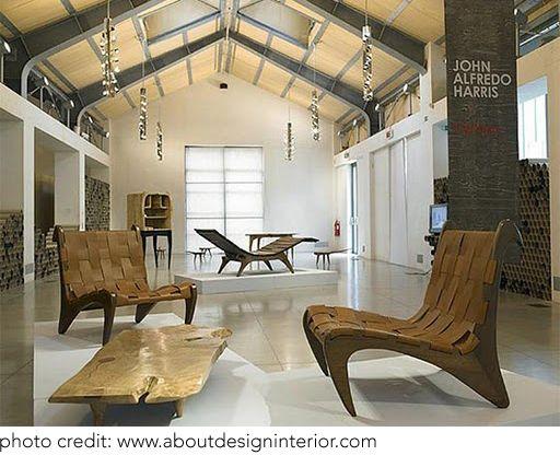 Reclaimed Wood In Your Interiors   Interior Design Blogs