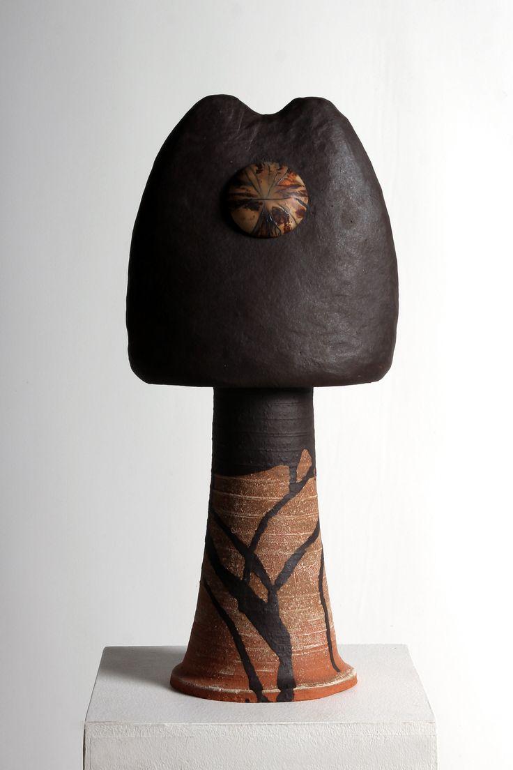 """The Goddess Serial"" - Ceramic Sculpture by Efe Turkel"