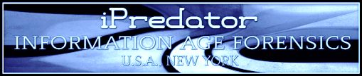 """""""iPredator is a construct defining those who engage in criminal, coercive, deviant or abusive behaviors using ICT. Central to iPredator is that Information Age criminals, deviants and the violently disturbed are new psychopathological classifications. Whether the offender is a cyberbully, cyberstalker, cyber harasser, cybercriminal, online sexual predator, cyber terrorist or engaged in nefarious cyber deception, they fall within the scope of iPredator."""" Michael Nuccitelli Psy.D., iPredator…"""