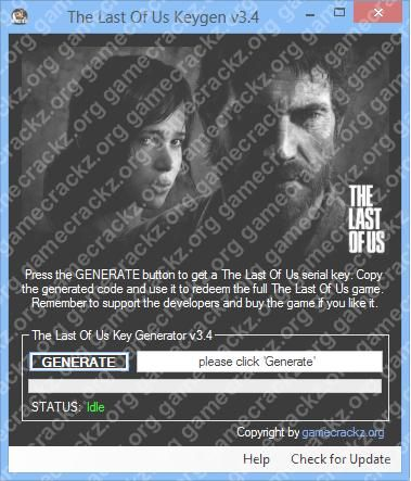 the last of us keygen http://www.gamecrackz.org/keygens-pc-ps3-xbox/the-last-of-us-keygen