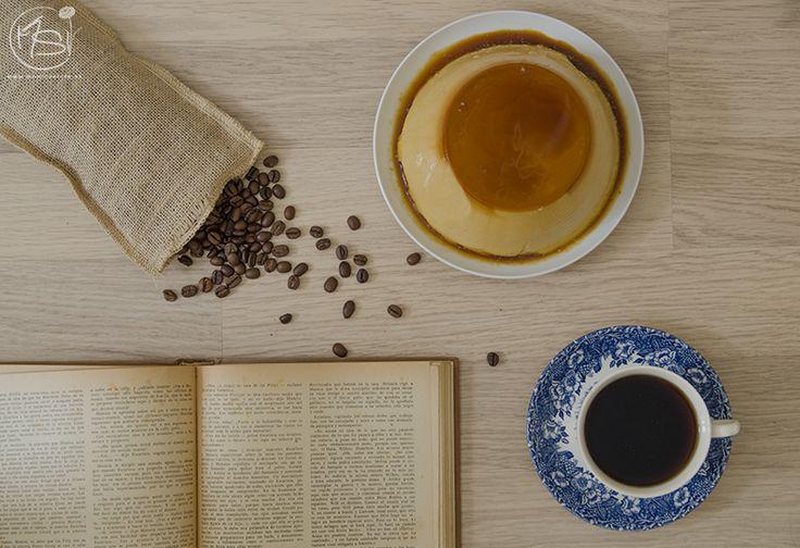 Flan de café www.monicasicre.es