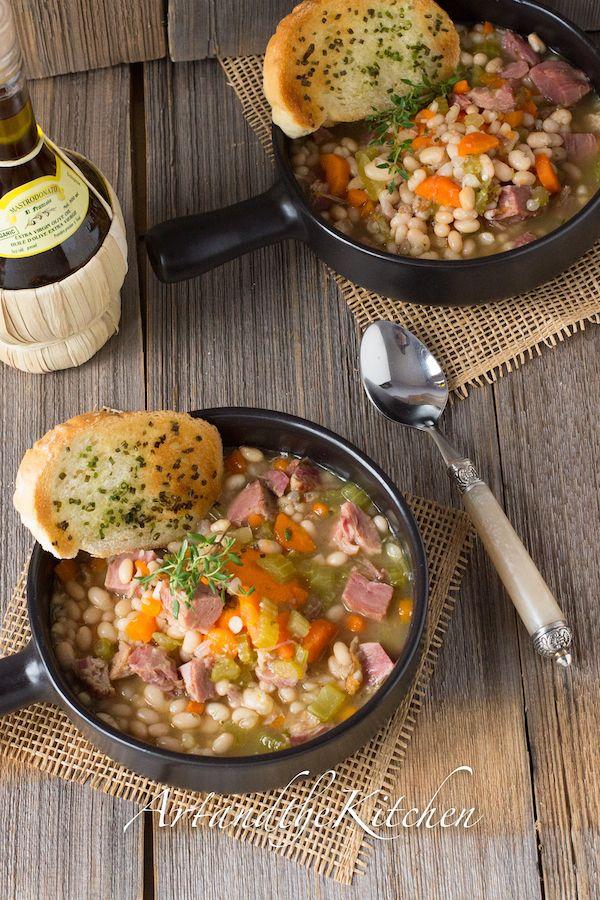 http://www.artandthekitchen.com/2014/04/ham-and-bean-soup.html/?utm_source=feedburner